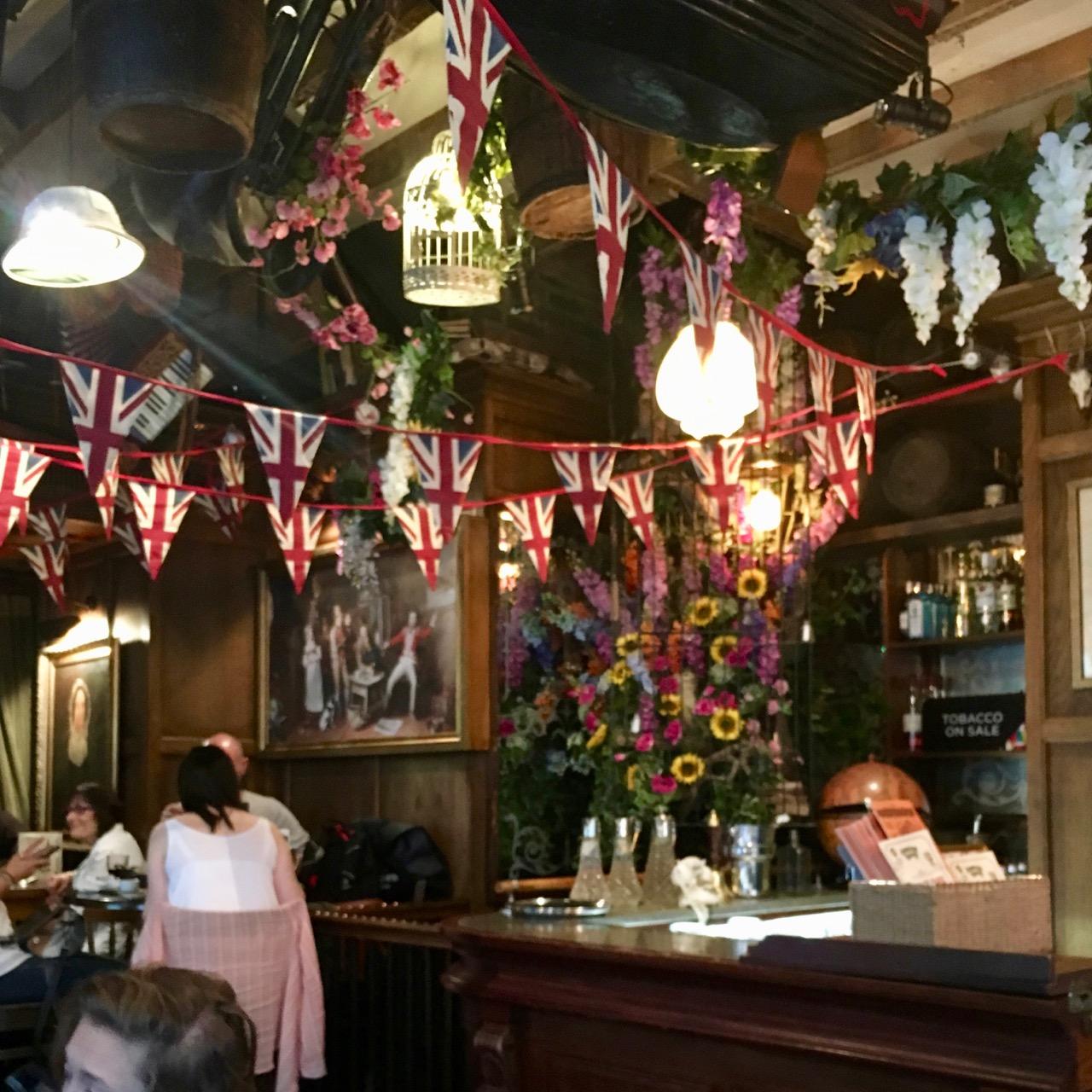 Mr Fogg's, London