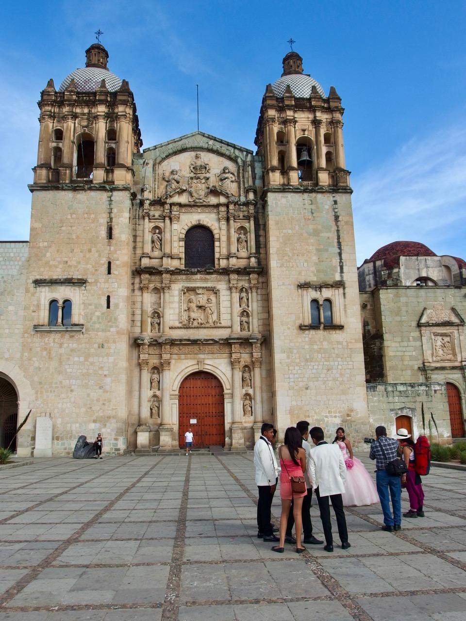 Santo Domingo, Oaxaca, Mexico