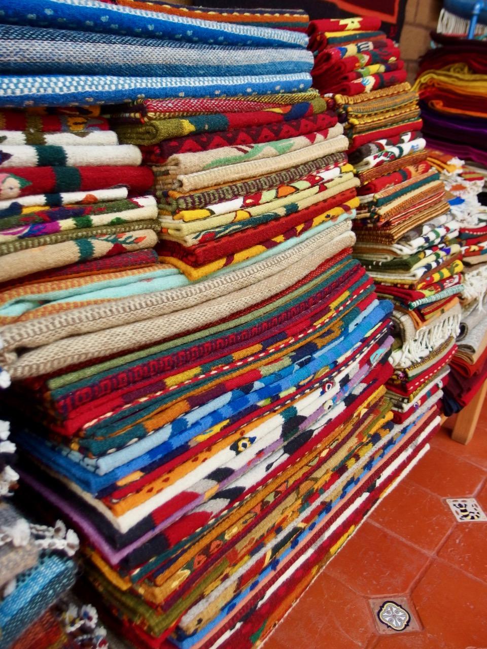 Weaving, Oaxaca, Mexico