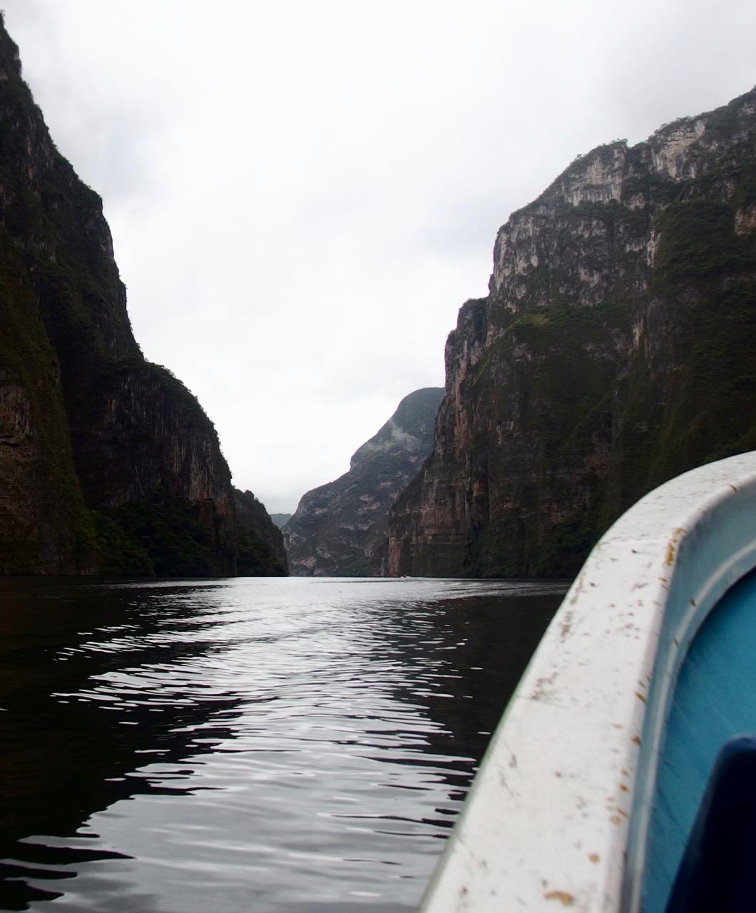 Sumidero Canyon, Chiapas, Mexico
