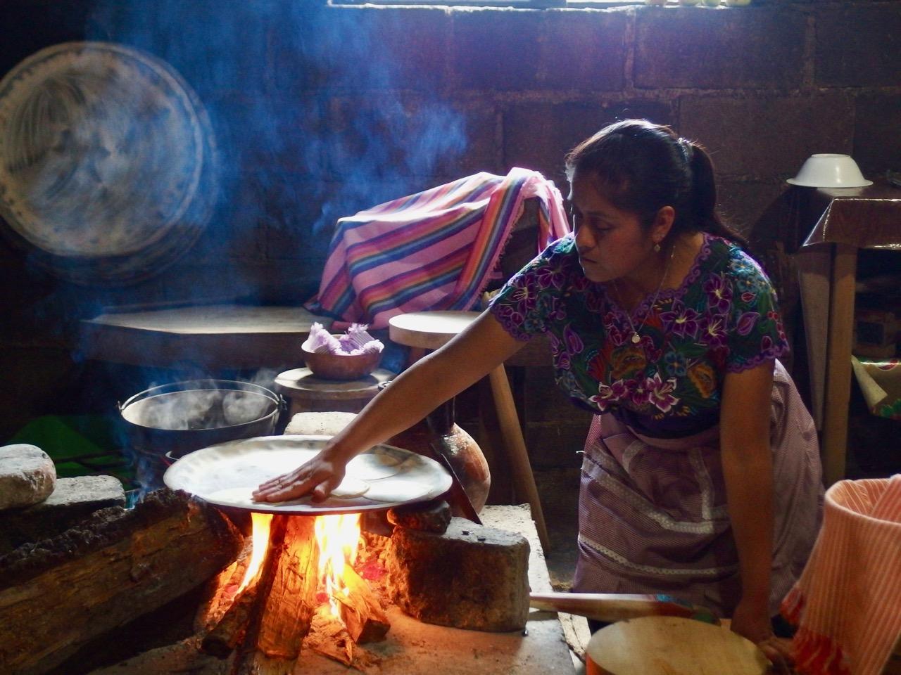 Zincantan, Mexico