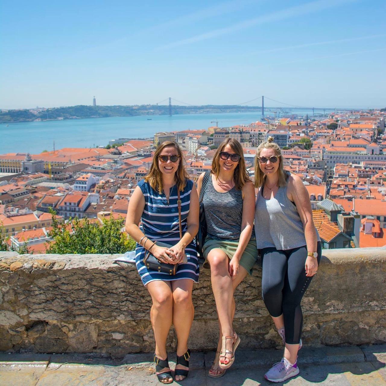 Girls, Lisbon, Portugal