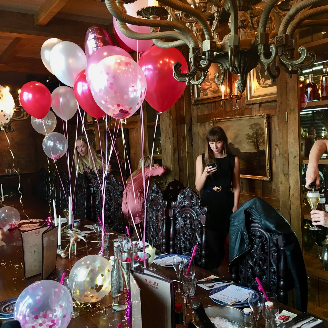 Hens party, London