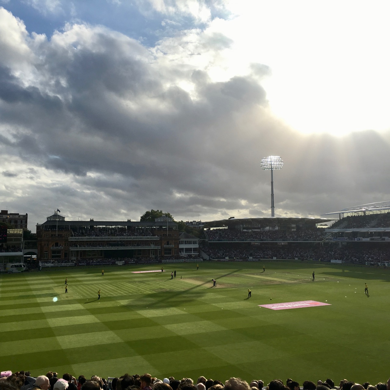 Cricket, Lords, London
