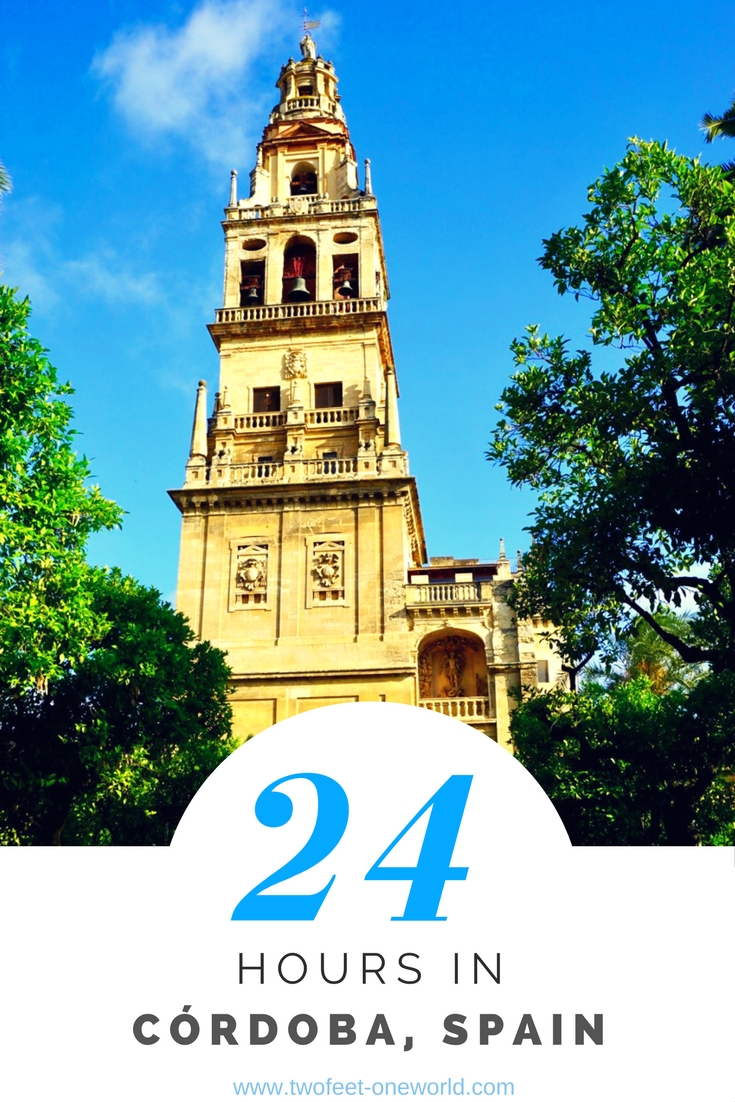 24 Hours in Córdoba, Spain | Top tips for what to see and do from Two Feet, One World