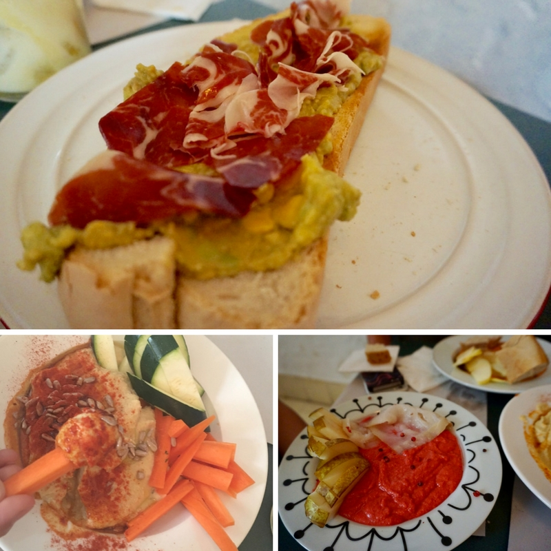 Córdoba food, Spain