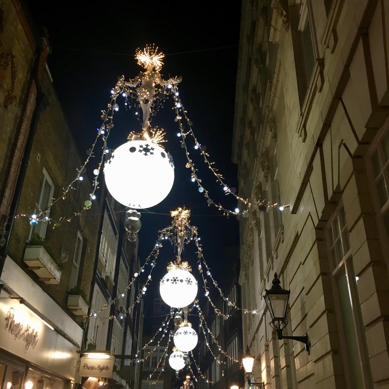 Christmas, London