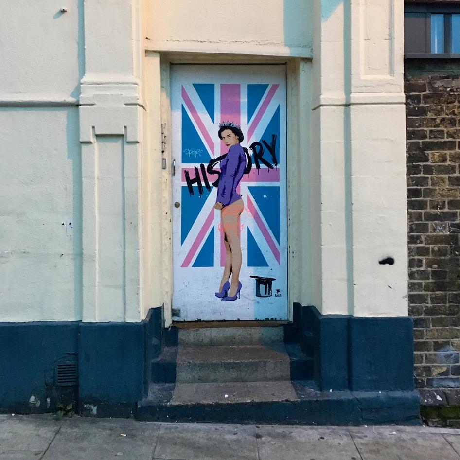 Street Art, Islington, London