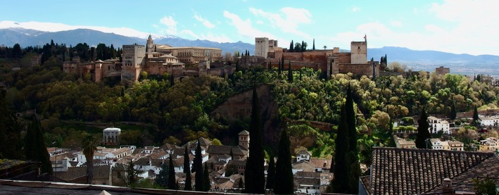 5 Awesome Things to Do In Granada, Spain