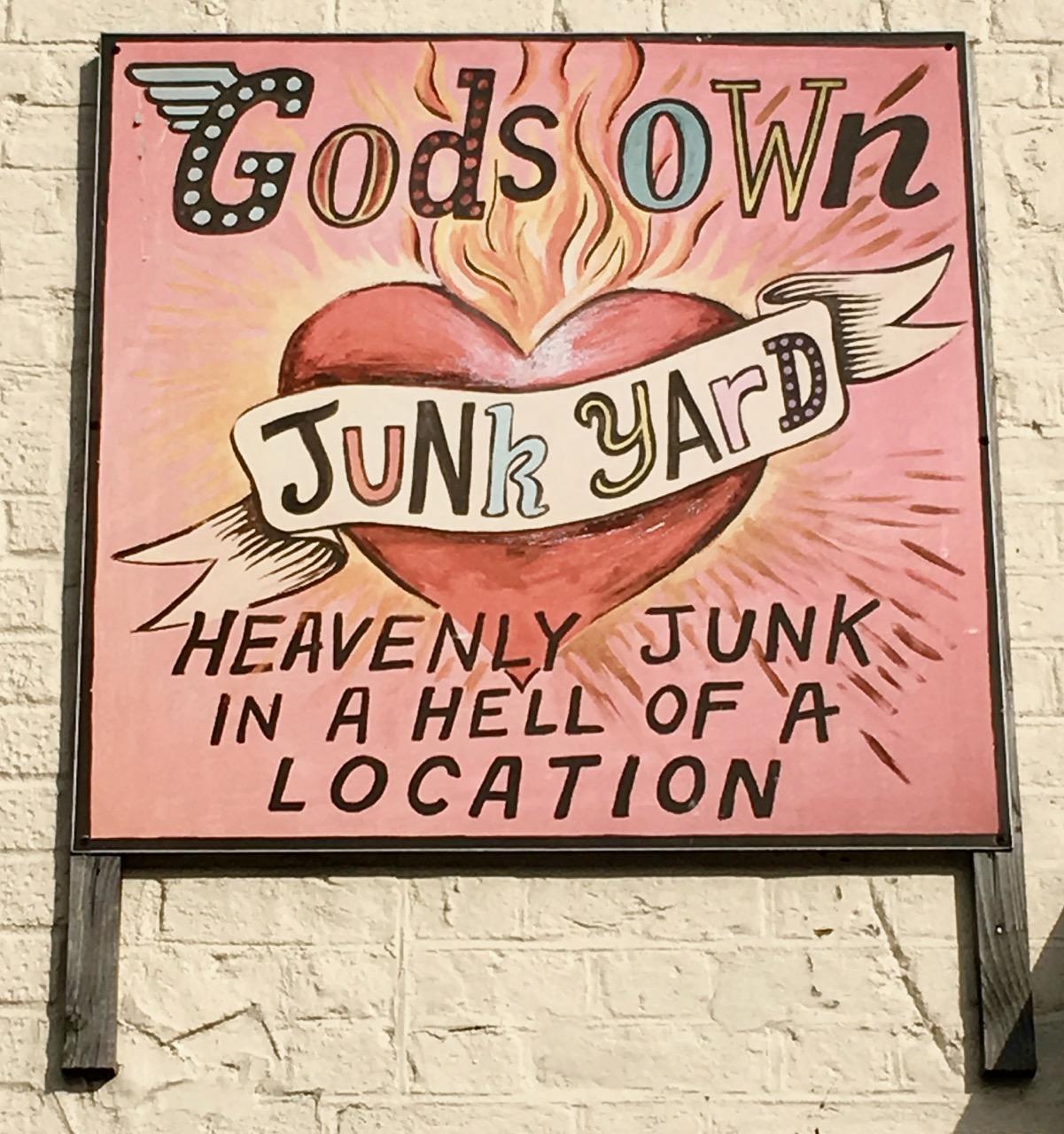 God's Own Junkyard, Walthamstow, London