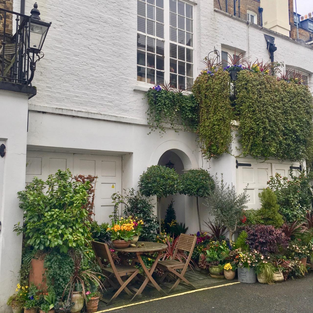 Mews House, London