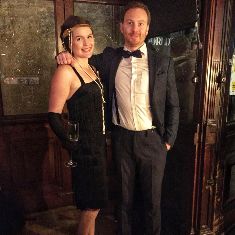 Great Gatsby, London