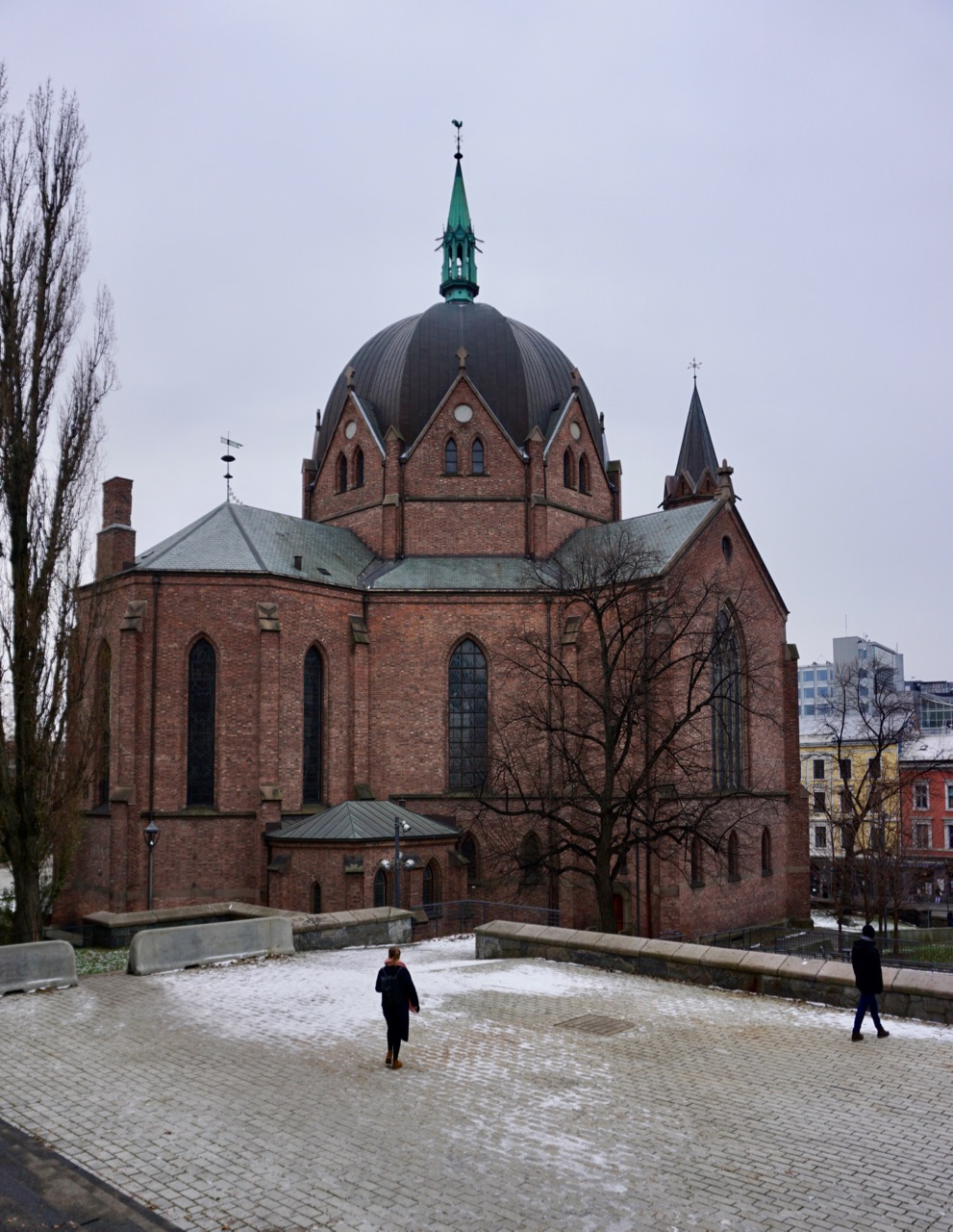 Trinity Church, Oslo, Norway
