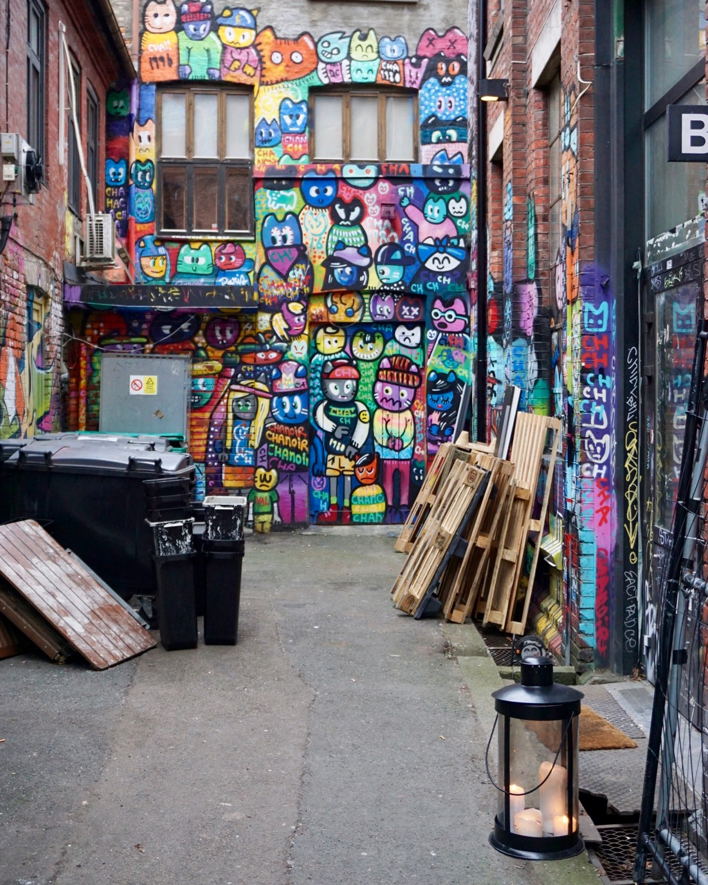 Street Art, Oslo, Norway