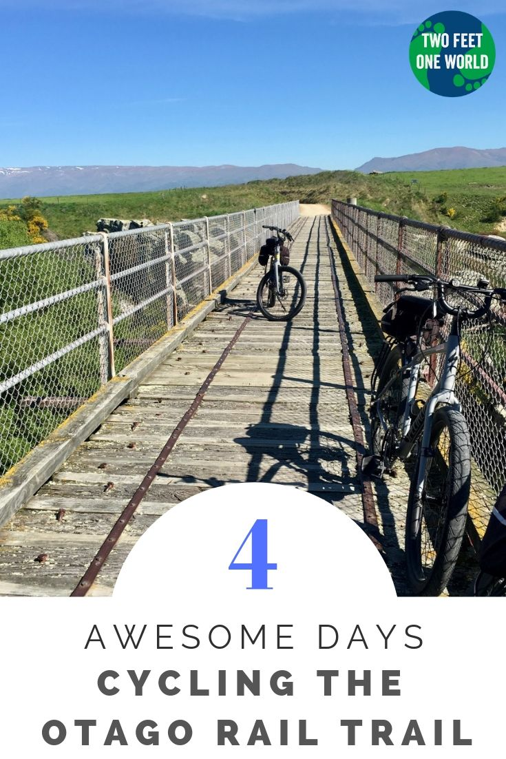 4 Awesome Days Cycling The Otago Rail Trail