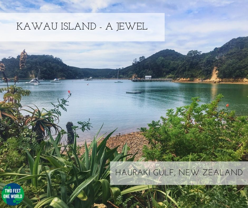 Kawau Island, Hauraki Gulf, New Zealand