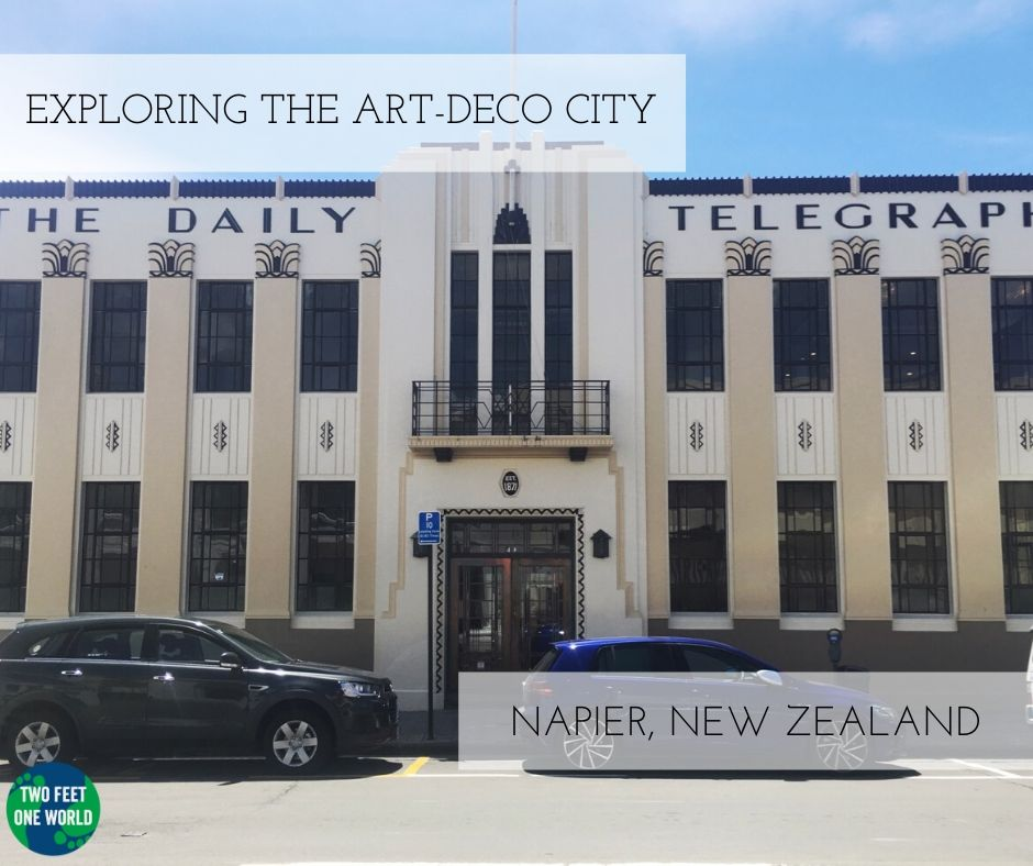 Napier, Art-Deco City, New Zealand