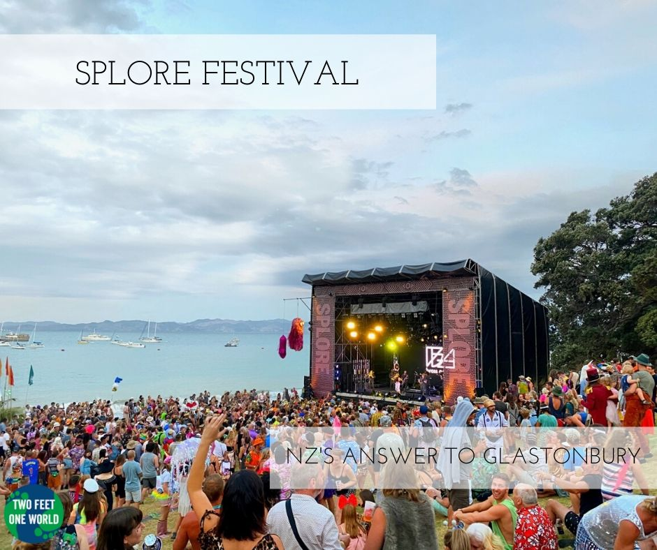 Splore Festival, New Zealand